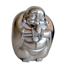 Money Bank Silver
